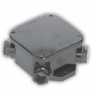Распределительная коробка  170х128х70  ІР 66 карболит