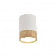 Светильник светодиодный  TRL261 7W LED белый+дерево