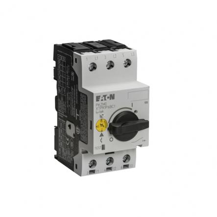 Автоматический выключатель защиты двигателя PKZM0-2,5 1,6-2,5А) MOELLER - 1