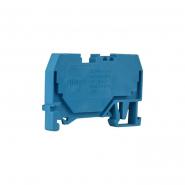Клеммник пружинный JHN1-2,5 синий