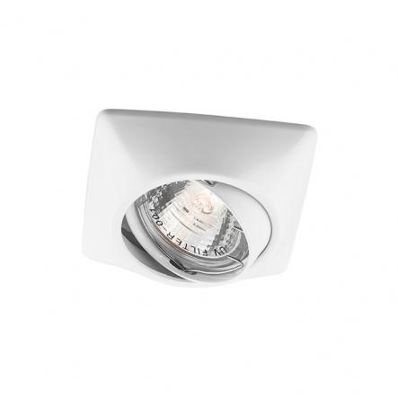 Светильник точетный Feron DL6046 MR16 белый поворотный - 1