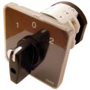 Переключатель пакетный ПКП Е-9 25А/3,833 (1-0-2)/3 полюса АСКО-УКРЕМ