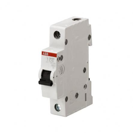 Автоматический выключатель ABB SH201 C16 1п 16А АКЦИЯ - 1