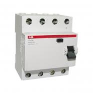 Устройство защитного отключения АВВ BMF41463 4п 63A 30мA AC