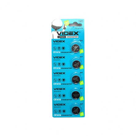 Батарейка CR 1616 VIDEX - 1