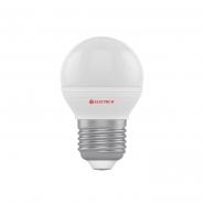 Лампа LED сфера D45  6W PA LB-32/1 Е27 3000 PERFECT ELECTRUM
