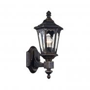 Светильник уличный настенный 1*Е27 60W бронза 425*231мм