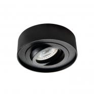 Светильник потолочный точечный Kanlux  MINI BORD DLP-50-B чёрный