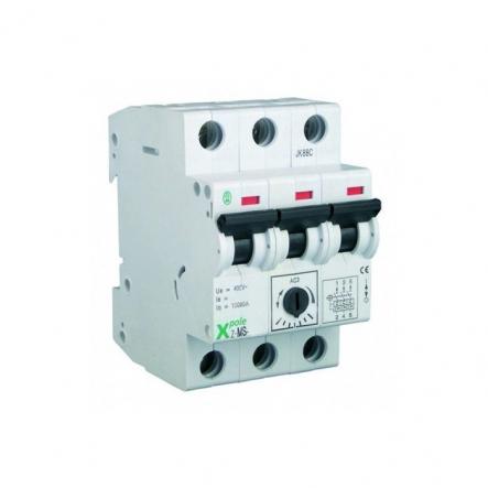 Автоматический выключатель защиты двигателя MOELLER Z-MS 40.0/3 (25-40А) MOELLER - 1