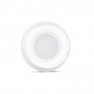 Светильник светодиодный Feron 12W 960Lm 5000K  160*40 (160*35) круглый