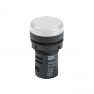 Лампа AD22DS (LED) матрица d22мм белый 230В AC ІЕК