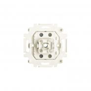 Механизм выключателя одноклавишного перекрестного