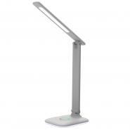 Настольная лампа LEDium RAINBOW 9W 50Hz 550LM 2700-6500K  AC100-240V сера
