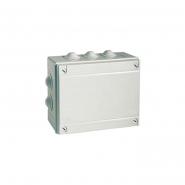 Коробка распределительная 150х110х70  ip55  10 выводов