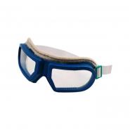 Очки Z0-0024 ЗП12 резиновый с войлоком, прозрачные