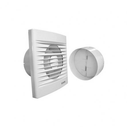 Вентилятор STYL 100S-P с обратным клапаном - 1