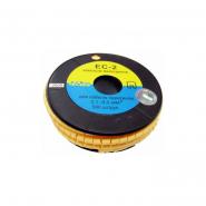 """кабельн. маркир ЕС-2 3,5-8 кв.мм символ """"4"""" АСКО"""