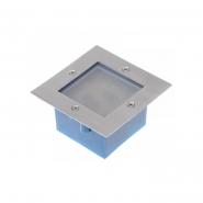 Светильник грунтовый, светодиодный AL-11/16 наезной 230V 1W LED IP65
