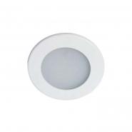 Світильник Feron AL510 12W круг белый  720Lm 4000K
