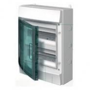Щит настенный ABB Mistral 24 модуля прозрачная дверь IP65