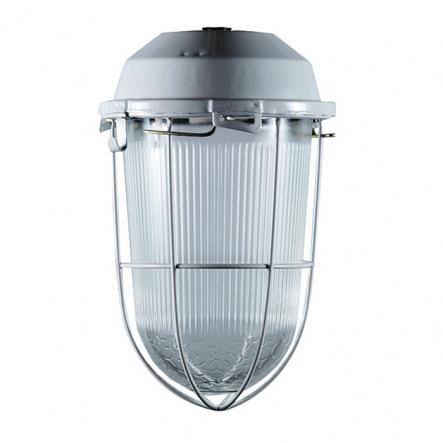 Светильник подвесной НСП 02-200 с защ сеткой - 1