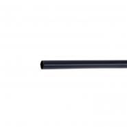 Трубка термоусадочная д.6.4 черная с клеевым шаром АСКО
