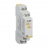 Реле тока IEK  ORI. 0,2-2 А. 24-240 В AC / 24 В DC   ORI-01-2
