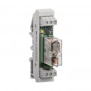 Реле интерфейсное IEK  ORM 4. 1 группа контактов. 24 В DC / AC