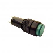 Сигнальная арматура АСКО-УКРЕМ NXD-211 24V АС/DC Зеленая