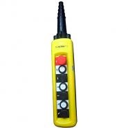 Пост кнопочный XAL-B3-6713 IP65, 6 взаим. блокировки + 1общая Аско-Укрем