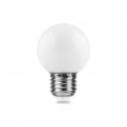 Лампа шар 60D1/FR/E27 230V матовая GE