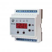 Реле напряжения и контроля фаз  Новатек-Электро РНПП-302