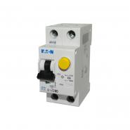 Дифференциальный автоматический выключатель MOELLER PFL6-20/1N/В/0.03(откл.сп.6кА)