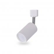 Cветильник  AL155 без лампы MR16/GU10 белый 56*190 мм