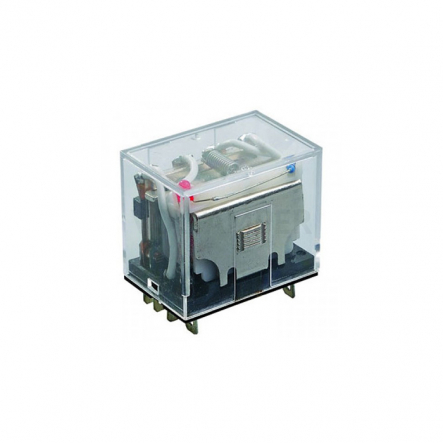 Реле IEK РЭК77/3 (LY3) модульный с индикацией 10A 220B AC - 1