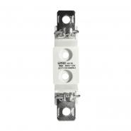 держатель предохранителя  NH00 (max. 160A) белый АСКО