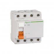 Дифреле ID 4р 25А 30 МА Europeen Schneider Electric 23038