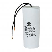 Конденсатор для запуска СВВ-60 60мкФ 450В вывод провод 50*100мм