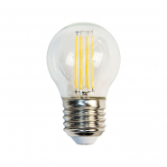 Лампа LED DELUX BL50P 4Вт filam 2700K 220B E27