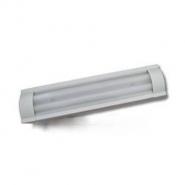 Светильник люминисцентный 2х18W EC  економ без лампы