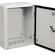 Корпус металлический ЩМП -1-0 74 IP-54 395*310*220 щит с монтажной панелью