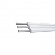 Провод установочный с алюминиевой жилой плоский  АППВ 3х2,0