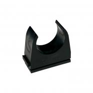 Крепление к трубе 20мм 5320 FB чёрный (держатель)