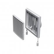 Решетка вентиляционная МВ 101 Рс 154*110мм
