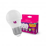 Лампа LED 5W PA10 E27 4000 D45 3 шт. ELM
