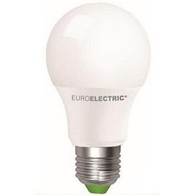 Лампа LED A60 7W E27 4000K (100) ШКП - 1