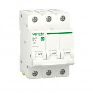 Автоматический выключатель   RESI9 6kA 3P 25A C