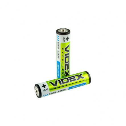 Батарейка LR03 AAA 2mini bl VIDEX - 1