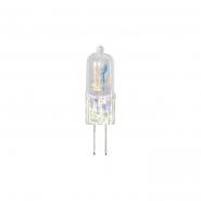 Лампа галогенная Feron JC 12V 20W G-4.0 супер яркая(желтая)