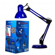Настольная лампа LEDium FACTORY Max 40W 50Hz AC100-240V синяя